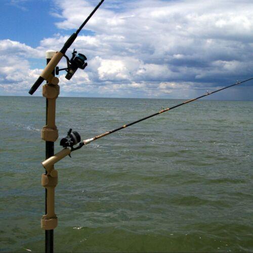 Universal Mounting Fishing Rod Holder