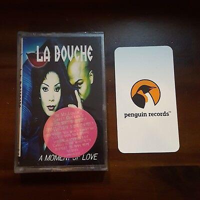 LA BOUCHE - A MOMENT OF LOVE CASSETTE TAPE KOREA EDITION BRAND NEW SEALED