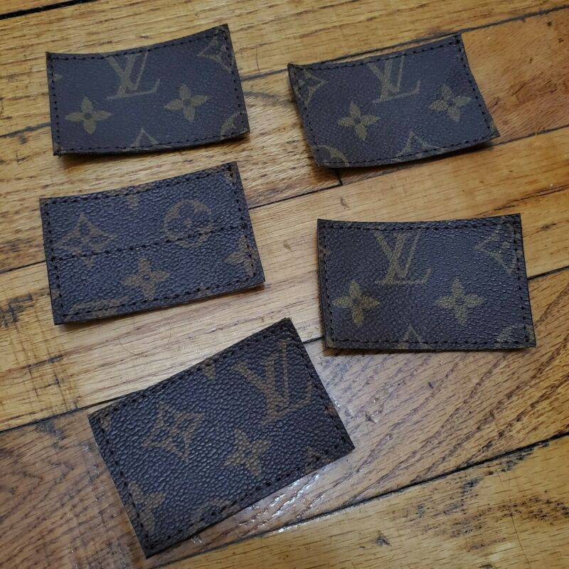 Genuine Leather LV patch SUFDEF Forward Observations wrmfzy goons supdef Read!!!