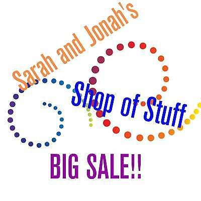 Sarah and Jonah's Shop of Stuff