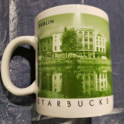 Starbucks City Mug -- Dublin -- 16 oz. (Great Condition)