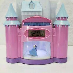 Disney Princess Magical Light-Up Storyteller Alarm Clock Works Great!