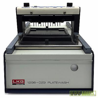 Lkb Wallac Platewash Plate Wash Device Model 1296-023 Platewash