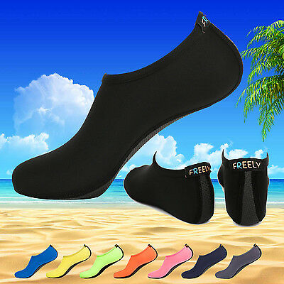 Best water shoes Aqua socks barefoot fold and go Shoes Fin Socks for men