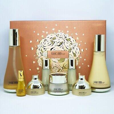 SU:M37 Secret Special Set 8 Items Kit Cream Toner Emulsion Anti Aging K-Beauty