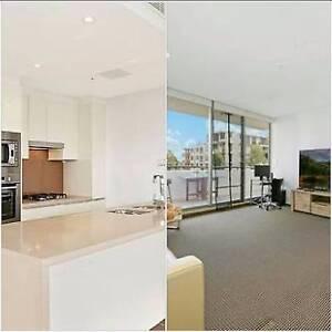 Master bedroom with en suite Rhodes Canada Bay Area Preview