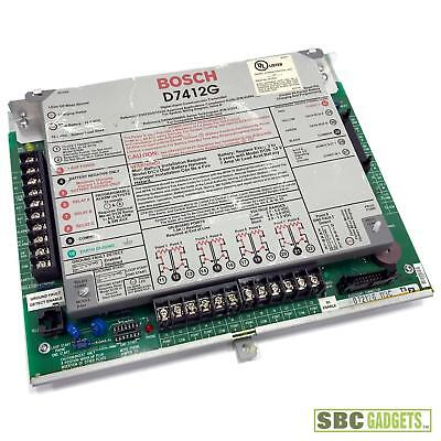 Bosch D7412g Security Alarm Controlcommunicator Panel Board Assembly