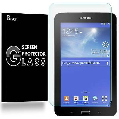 Samsung Galaxy Tab E Lite 7.0 [BISEN] Tempered Glass Screen Protector Guard