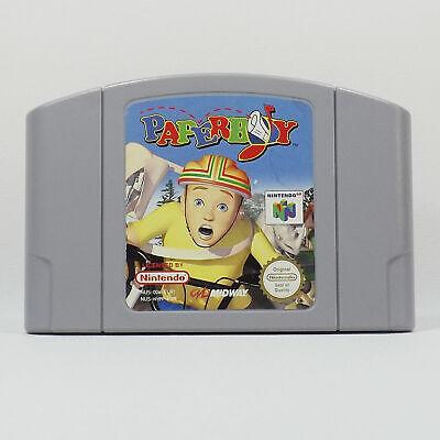 N64 Paperboy PAL Cartridge Only