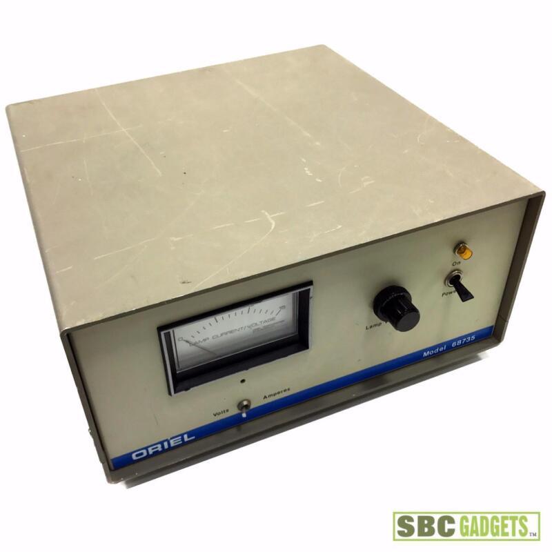 Oriel DC Regulated Power Supply (Model: 68735)