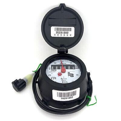 Badger 2 Water Meter Register Model 170 Absolute Digital Encoder Ade 64501-007
