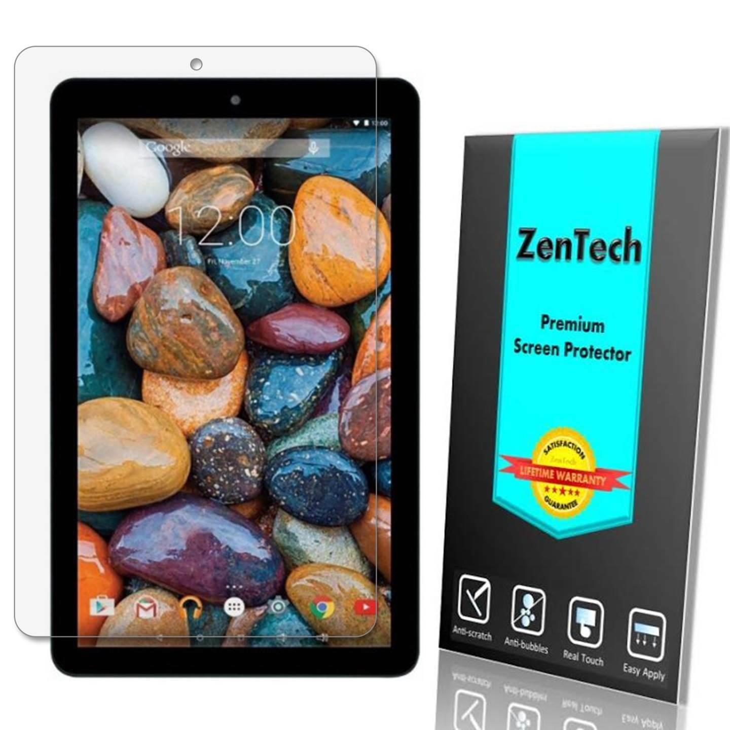 """RCT6773W42BF 2X Anti-Glare Matte Screen Protector Guard For RCA Voyager 7/"""""""