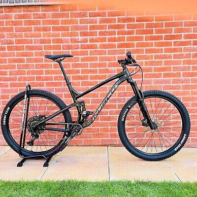 ** Brand New ** 2021 Norco Fluid FS3 XL Full Suspension Mountain Bike 29er