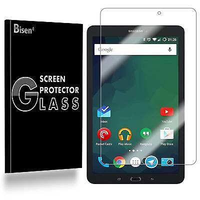 Samsung Galaxy Tab E 8.0 [BISEN] Tempered Glass Screen Protector Guard Shield
