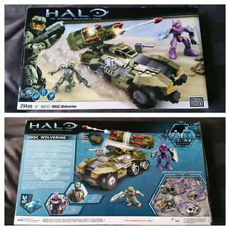 Halo collectors series UNSC Wolverine & kids boardgames Hillside 3037 Melton Area Preview