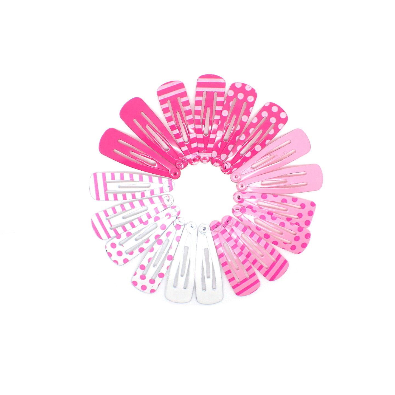 girls hair clips hair slides grip bendies mini baby small hair accessories