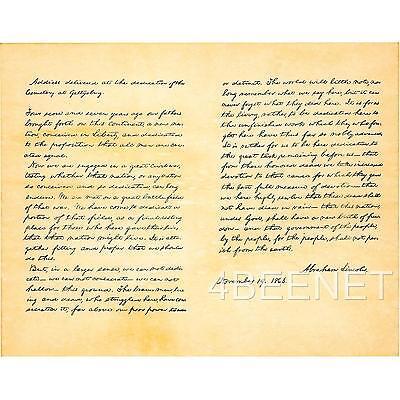 Writings Of Abraham Lincoln Gettysburg Address   Emancipation Proclamation  More