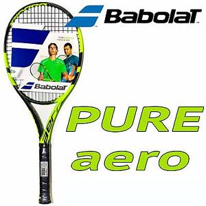 New Babolat Pure Aero, Pro Level Tennis Racquet / Racket Knoxfield Knox Area Preview
