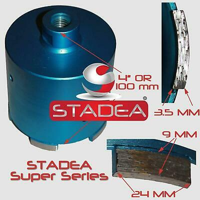 Stadea Granite Core Bit Diamond Hole Saw Kit Set Granite Stone Marble Coring