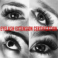 Eyelash Extension Training in SWIFT CURRENT