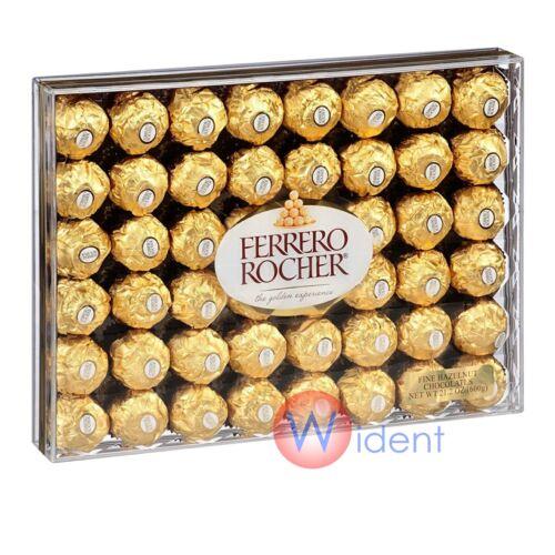 Ferrero Rocher Fine Hazelnut Chocolates 48 ct.