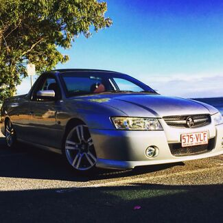 2005 Holden Commodore sv6 Ute  Banksia Beach Caboolture Area Preview