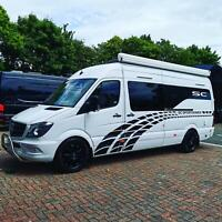 Mercedes-Benz SPRINTER 313 CDI by SC Sporthomes Ltd, Griffithstown, Monmouthshire