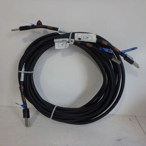 IBM 44V4155 3Gb SAS Cable X Dual Adapter Drawer RAID 6.0m 19.6ft, #44V4155