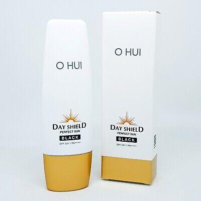 O Hui Day Shield Perfect Sun Black 50ml SPF50+ PA++++ Base Sun Cream K-Beauty