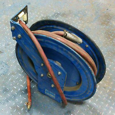 COXREELS HOSE REEL MODEL P-LP-335-RH, 32FT
