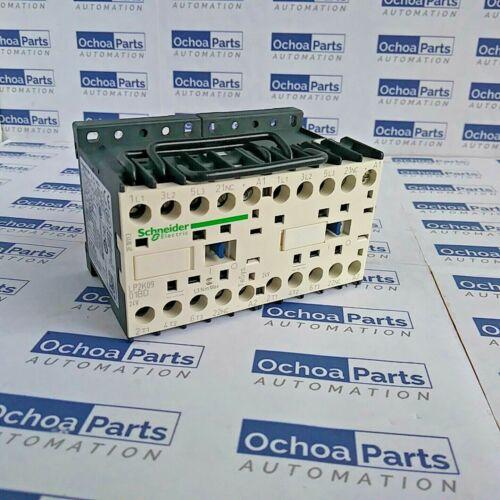 SCHNEIDER ELECTRIC LP2K0901BD REVERSING CONTACTOR 3P AC3 440V 9A 1NC 24VDC