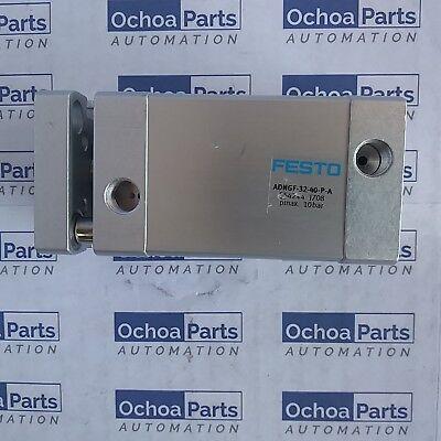 Compact Cylinder Adngf-32-40-p-a Stroke 40 Mm Od Piston 32 Mm 1pc Festo 554244