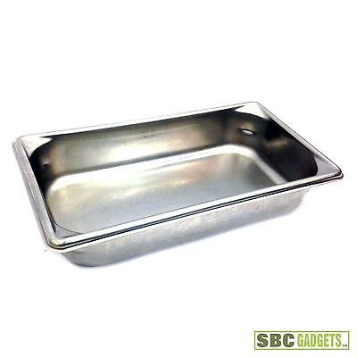Vollrath Super Pan V 13 Size Stainless Steel Steam Table Pan Pn 30322