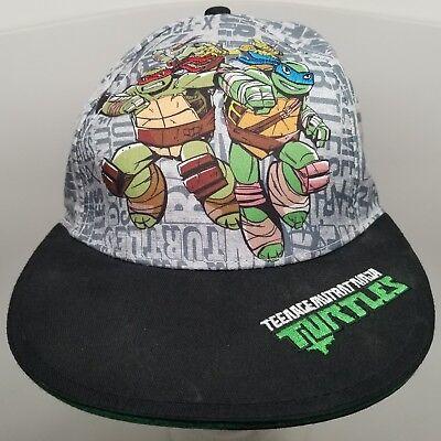 Teenage Mutant Ninja Turtles Trucker Hat Snapback Adjustable Baseball Cap NICK