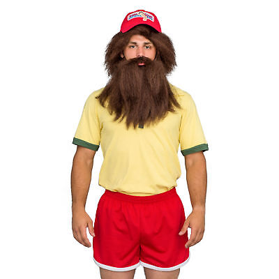 Adult Mens Forrest Gump Adult Halloween Complete Costume Set