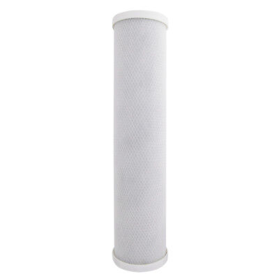20 x 4.5 Inch 5 Micron Activated Carbon Block Water Filter