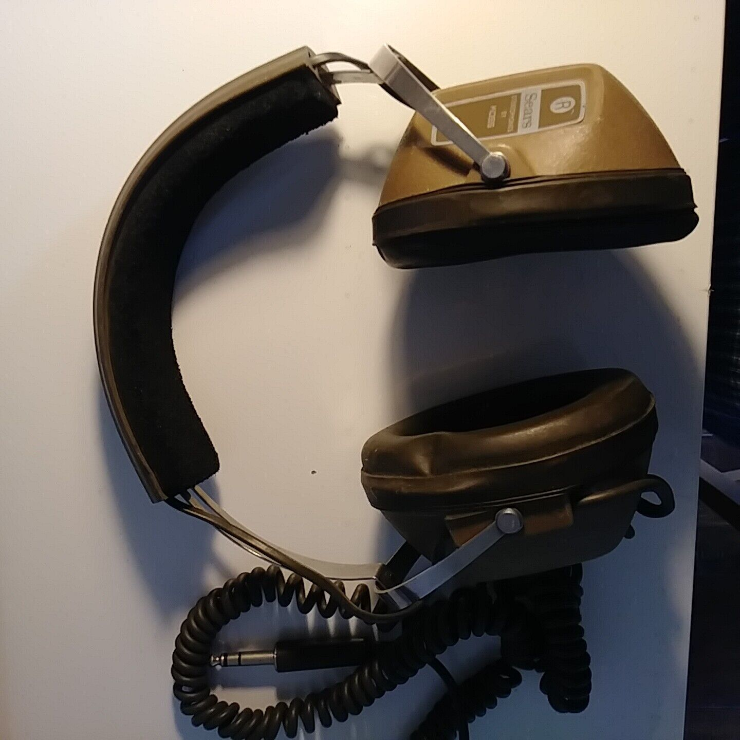 RARE Vintage Sears Audio By Koss Stereo Headphones 9436 Over
