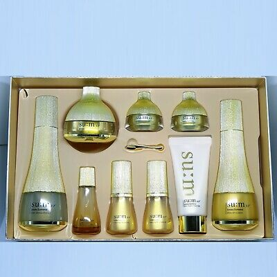 Su:m37 LosecSumma Elixir Special Set 3pcs Set Anti Aging Wrinkle Care K-Beauty