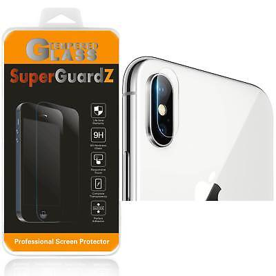 [2-PACK] Back Camera Of iPhone X / iPhone 10 - Tempered Glass Screen Protector