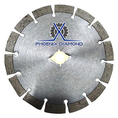8 Wetdry Diamond Saw Blade All Purpose For Concrete Stone Brick Masonry