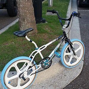 Old BMX bike