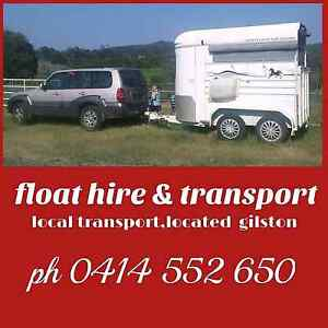 Horse transport and float hire $60 Gilston Gold Coast West Preview
