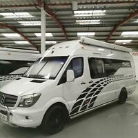 Mercedes-Benz SPRINTER 316 CDI by SC Sporthomes Ltd, Griffithstown, Monmouthshire