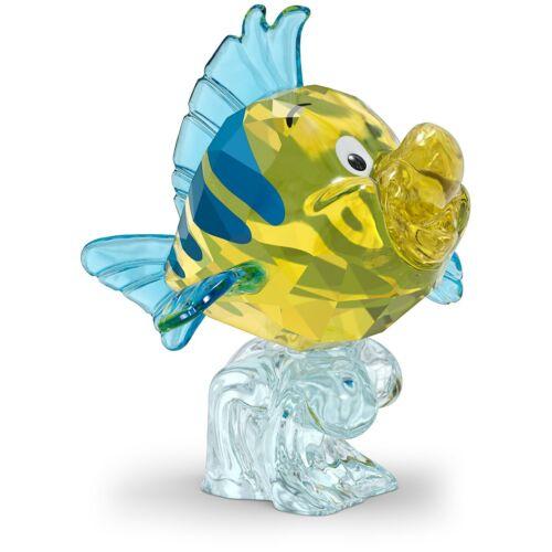 Swarovski Crystal Disney THE LITTLE MERMAID FLOUNDER   5552917 New 2021