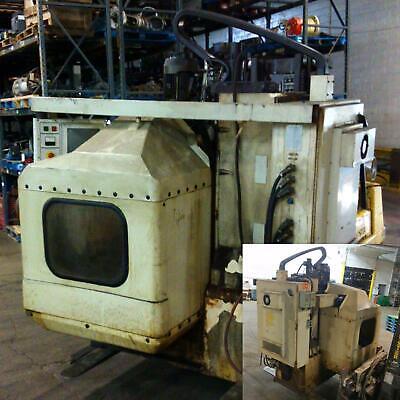 Haas Cnc Vertical Mill Model Vf-1
