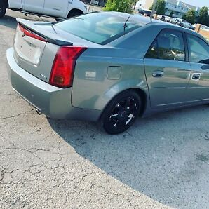 2004 caddy CTS