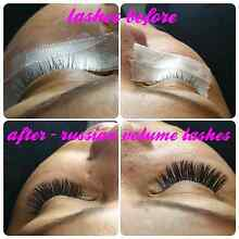 Bombshell 3d-6d Russian Volume lashes - Mt Lawley Perth CBD Perth City Preview