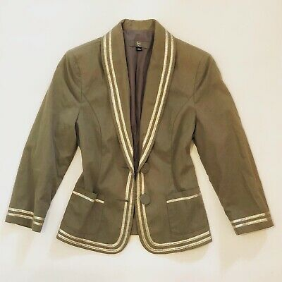 Stunning XS Vintage Alexander McQueen Blazer Jacket In Immaculate Condition