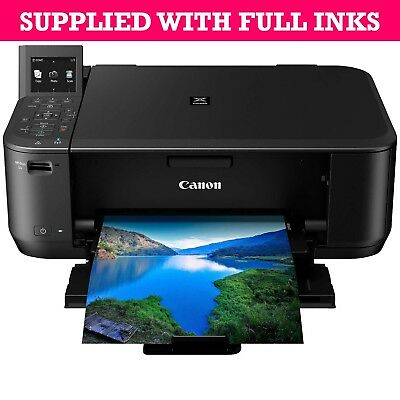 CANON Pixma MG4250 All in One WIRELESS PRINTER  with FULL INKS
