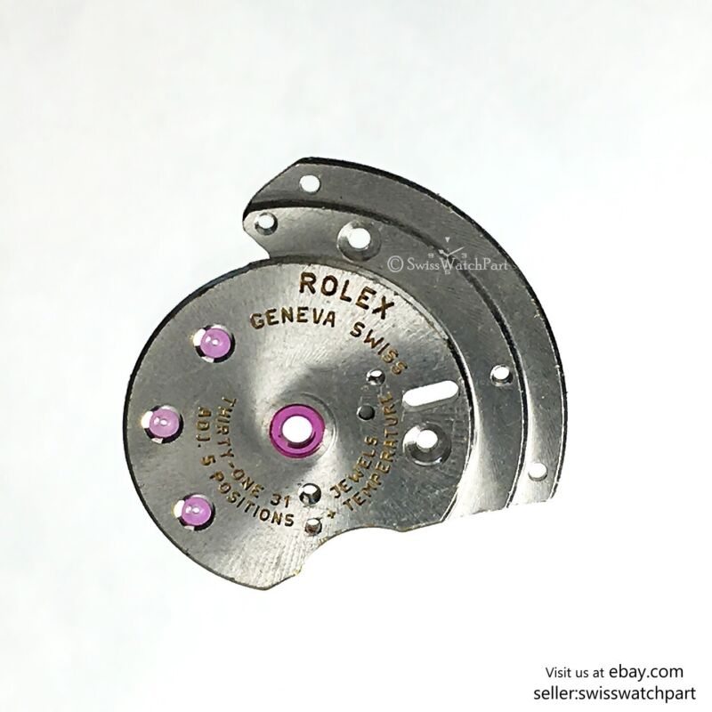 Rolex 3135-140 Auto Device Upper Bridge Movement Caliber 3135 Genuine parts